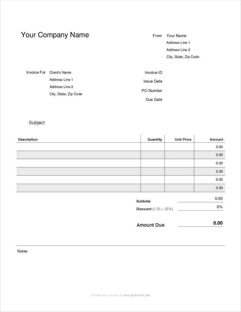 27+ Free Pay Stub Templates - Pdf, Doc, Xls Format Download Inside Free Pay Stub Template Word
