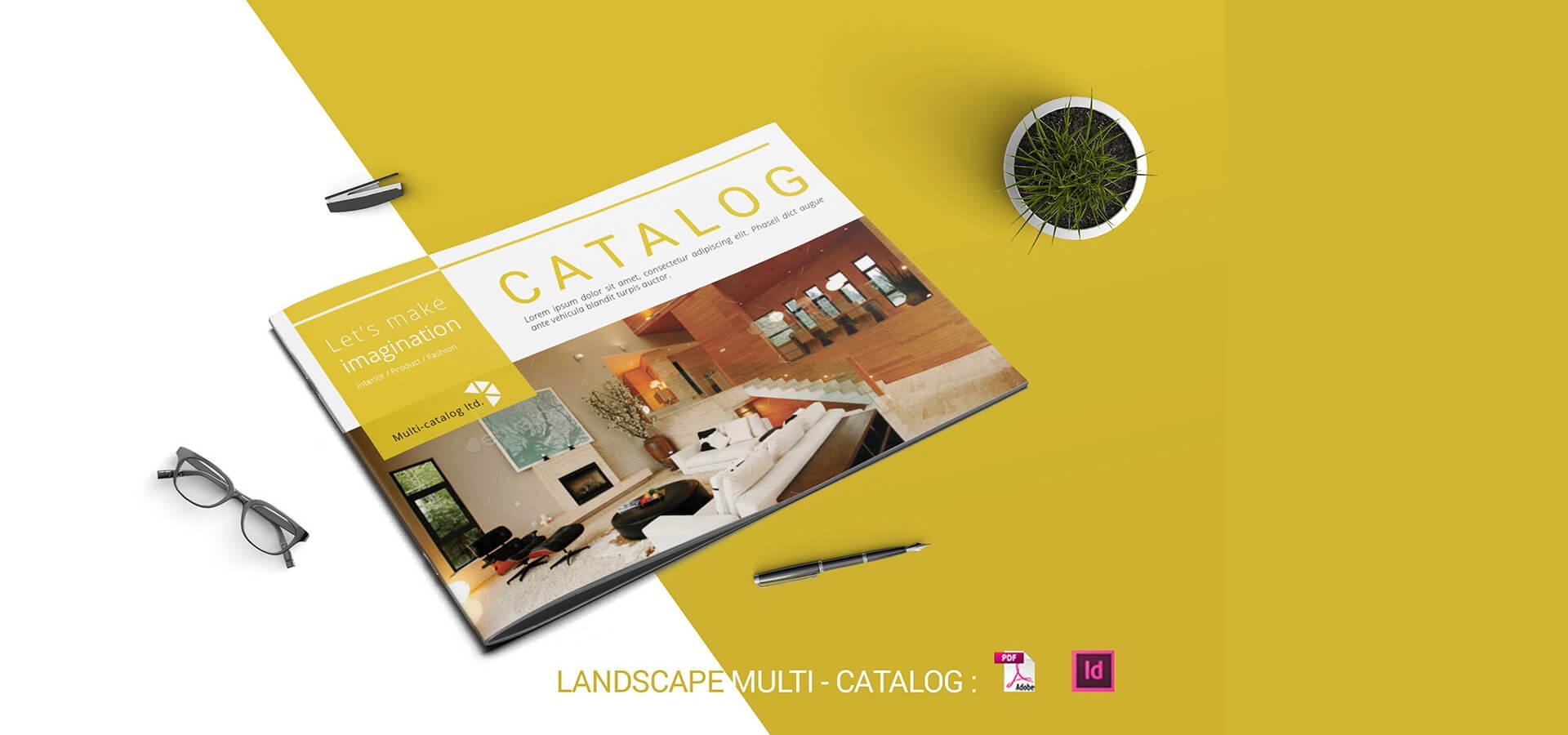 27+ Landscape Brochures – Free Psd, Google Doc, Apple Pages Regarding Google Doc Brochure Template