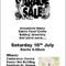 28 Images Of Church Rummage Sale Flyer Template | Gieday Throughout Garage Sale Flyer Template Word