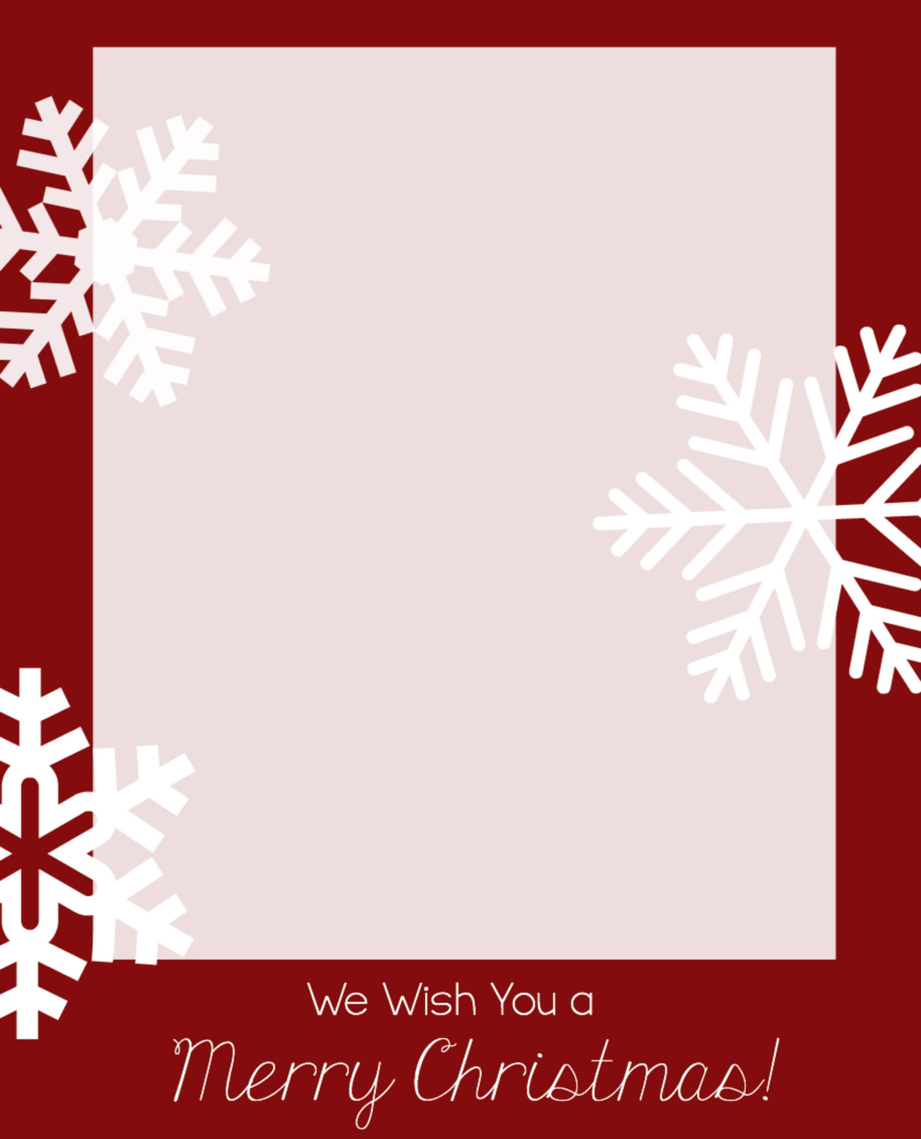 28+ [ Photo Christmas Card Templates Free Download Regarding Diy Christmas Card Templates