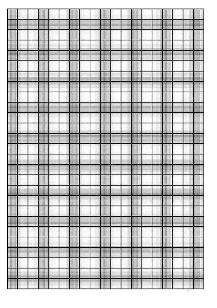 30+ Free Printable Graph Paper Templates (Word, Pdf) ᐅ Regarding Graph Paper Template For Word