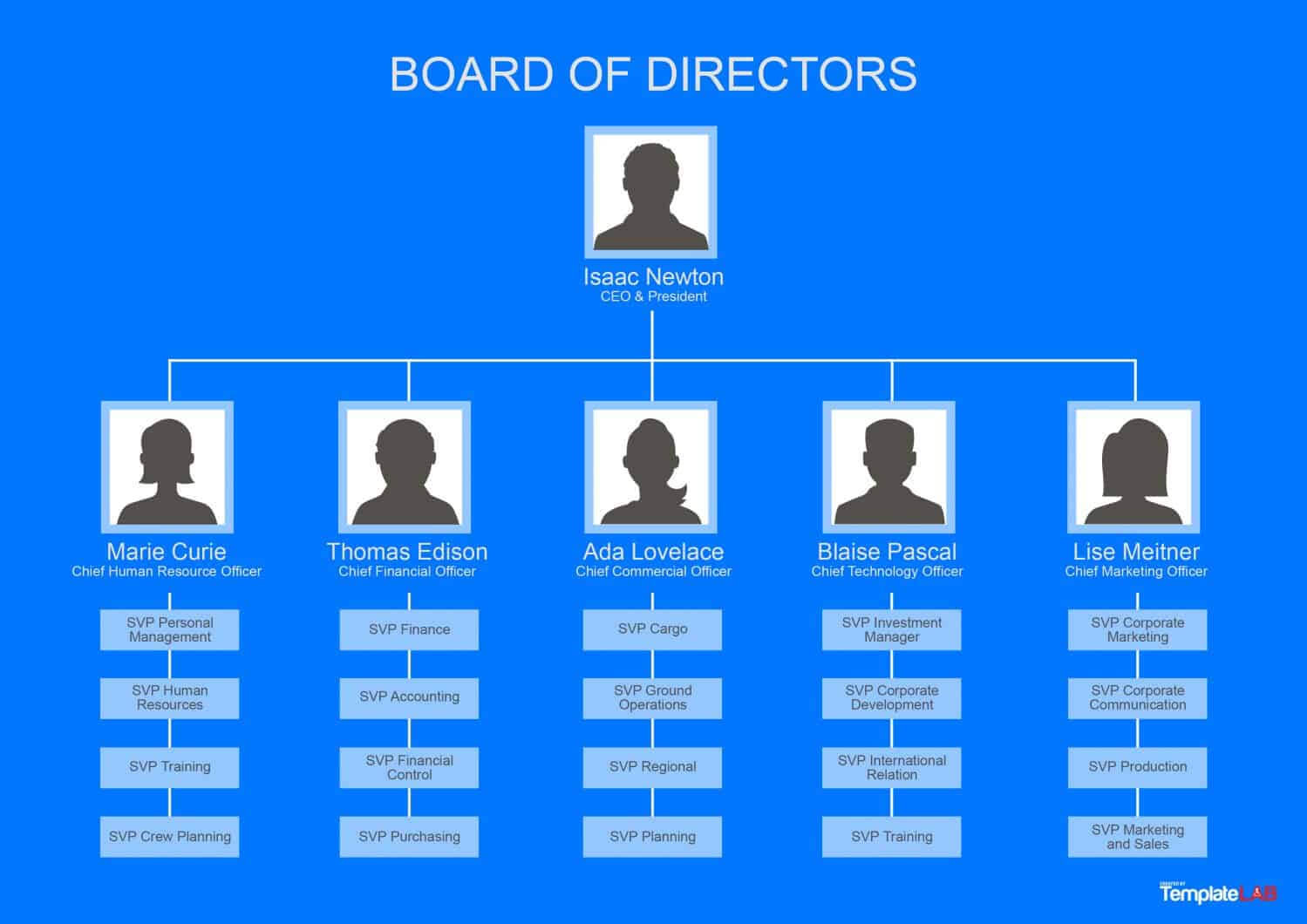 40 Organizational Chart Templates (Word, Excel, Powerpoint) Inside Company Organogram Template Word