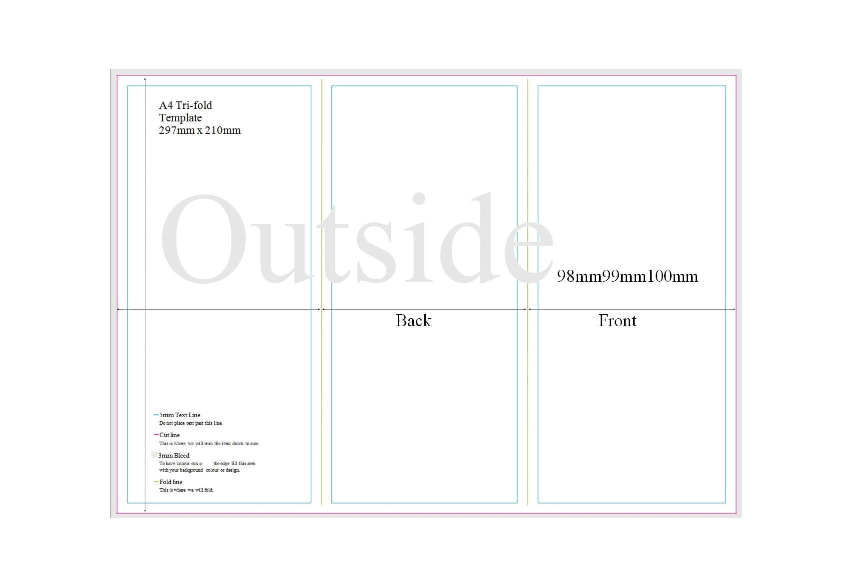 50 Free Pamphlet Templates [Word / Google Docs] ᐅ Template Lab Within Brochure Templates For Google Docs