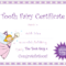 506 Tooth Fairy Free Clipart Intended For Tooth Fairy Certificate Template Free
