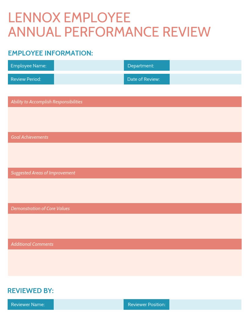 55+ Customizable Annual Report Design Templates, Examples & Tips Within Annual Review Report Template