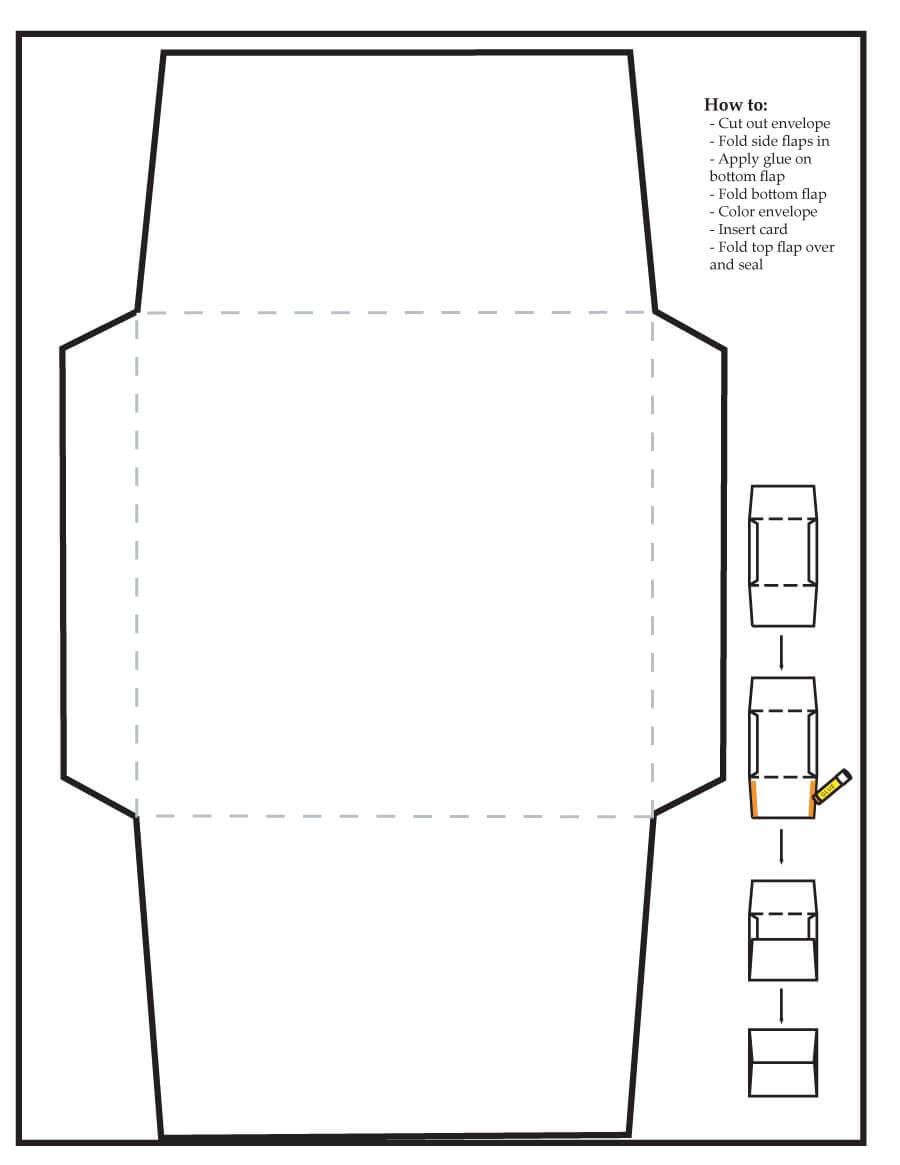 5X7 Envelope Templates - Zohre.horizonconsulting.co ...