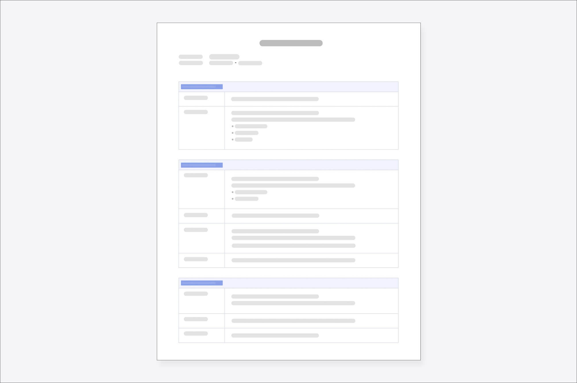 6 Awesome Weekly Status Report Templates | Free Download Pertaining To Development Status Report Template