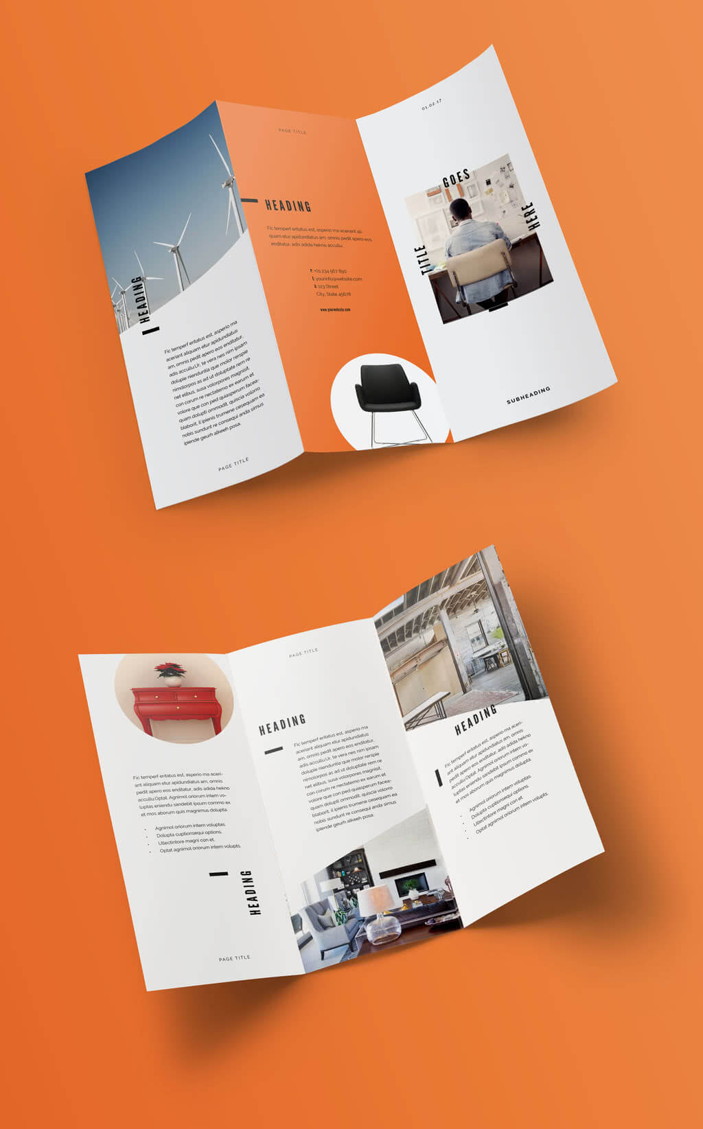 75 Fresh Indesign Templates And Where To Find More Within Adobe Indesign Tri Fold Brochure Template