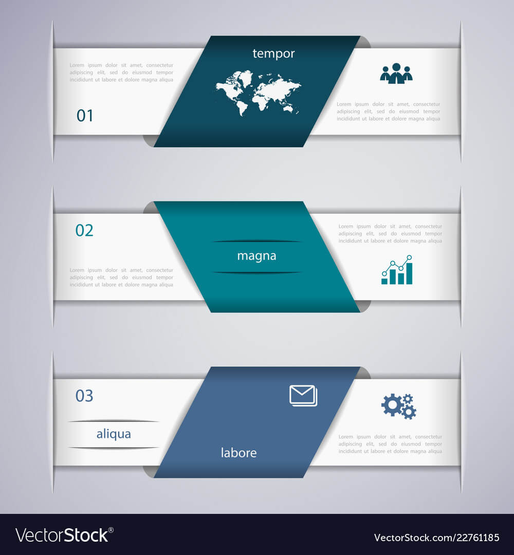 Abstract Green Web Banner Design Template Within Website Banner Design Templates