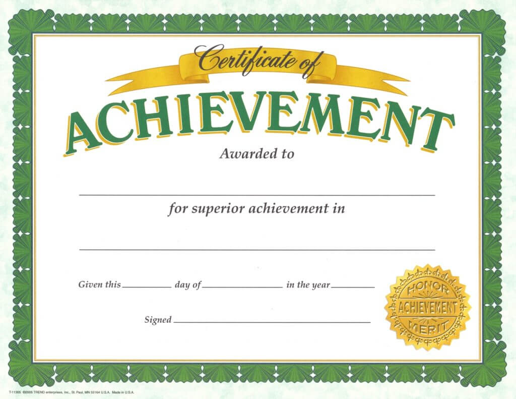 Academic Certificate Templates | Certificate Templates For Certificate Templates For School