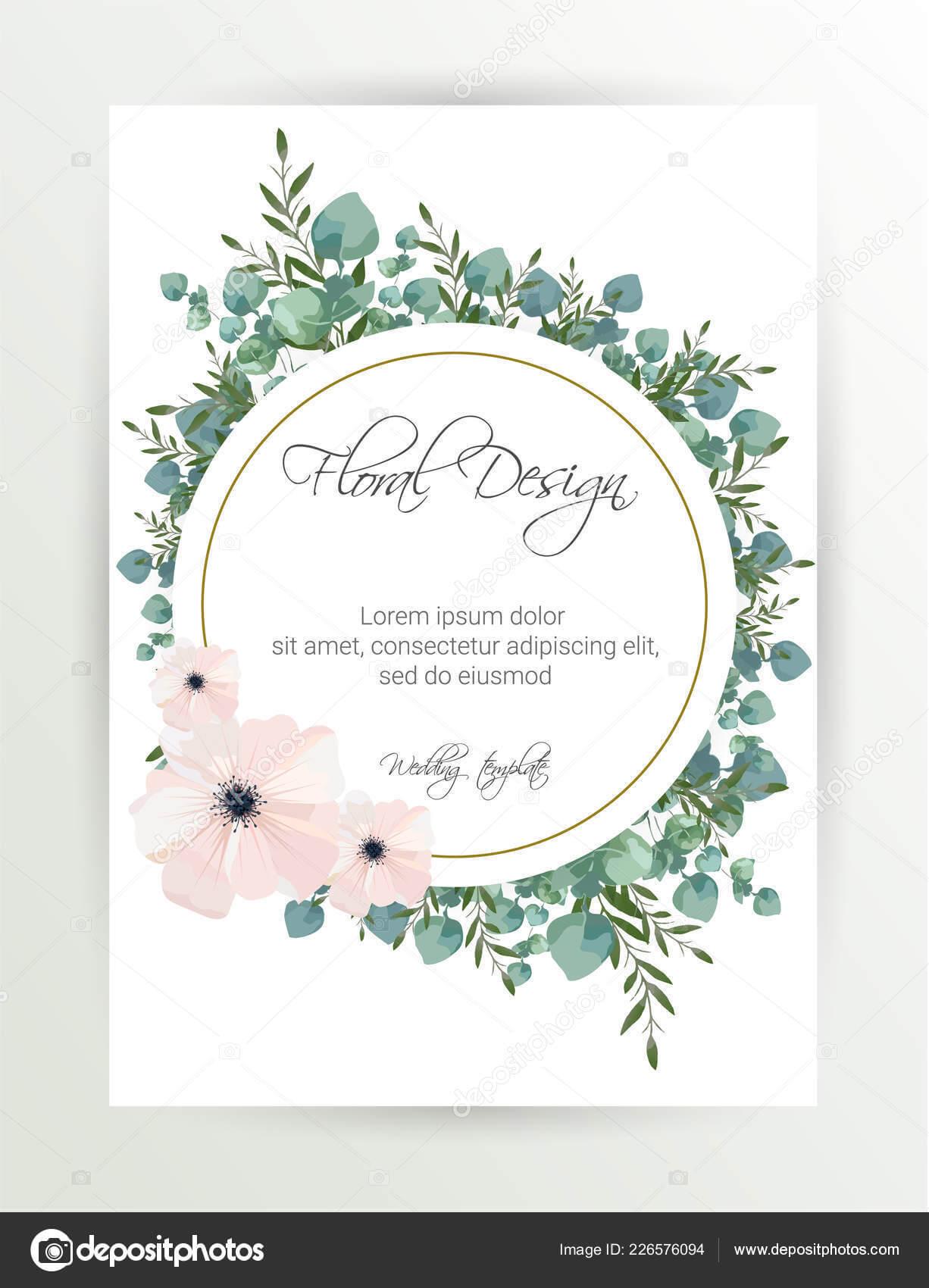 Banner Flower Background Wedding Invitation Modern Card For Wedding Banner Design Templates