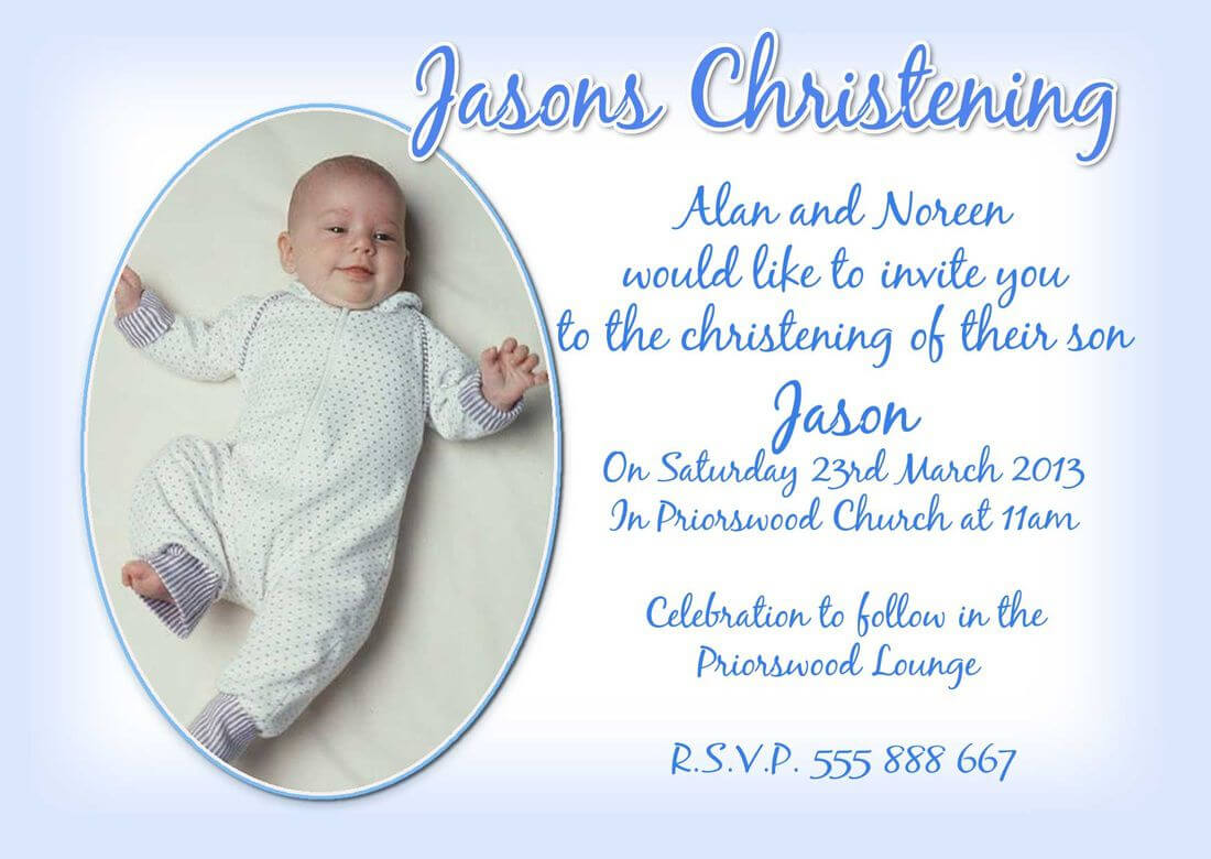 Baptism Invitation Card : Baptism Invitation Cards For Twins Inside Baptism Invitation Card Template