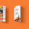 Bi Fold Brochure Mockup Psd – Best Free Mockups Intended For Two Fold Brochure Template Psd