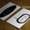Black And White Free Business Card Template Psd in Black And White Business Cards Templates Free