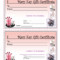 Blank Giftcertificates – Edit, Fill, Sign Online | Handypdf Pertaining To Mary Kay Gift Certificate Template