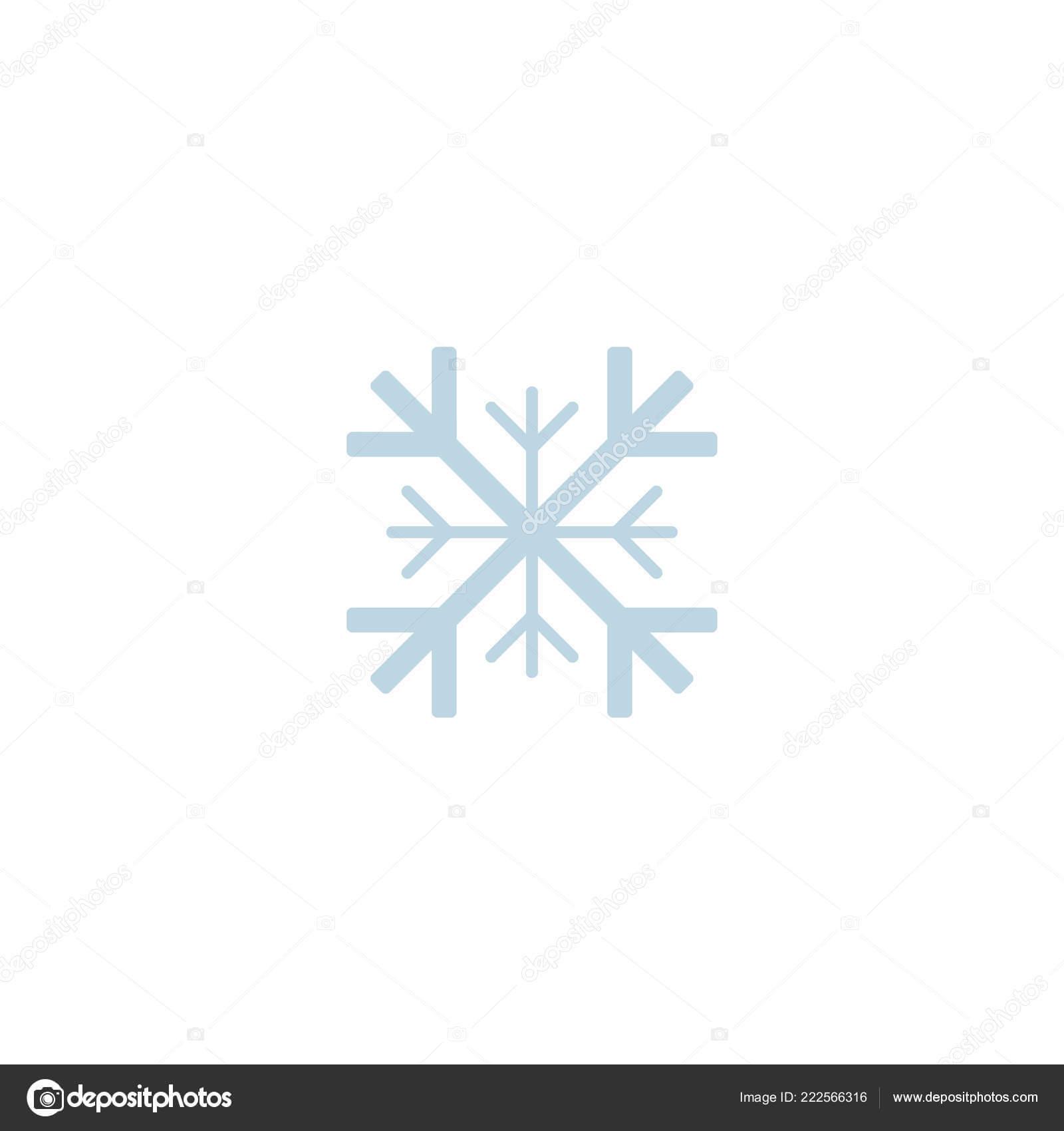 Blank Snowflake Template | Snowflake Icon Template Christmas Intended For Blank Snowflake Template
