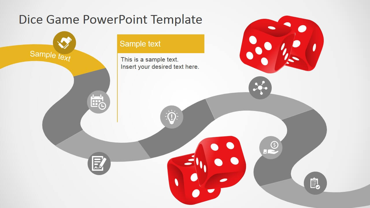 Board Game Powerpoint Template With Regard To Powerpoint Template Games For Education