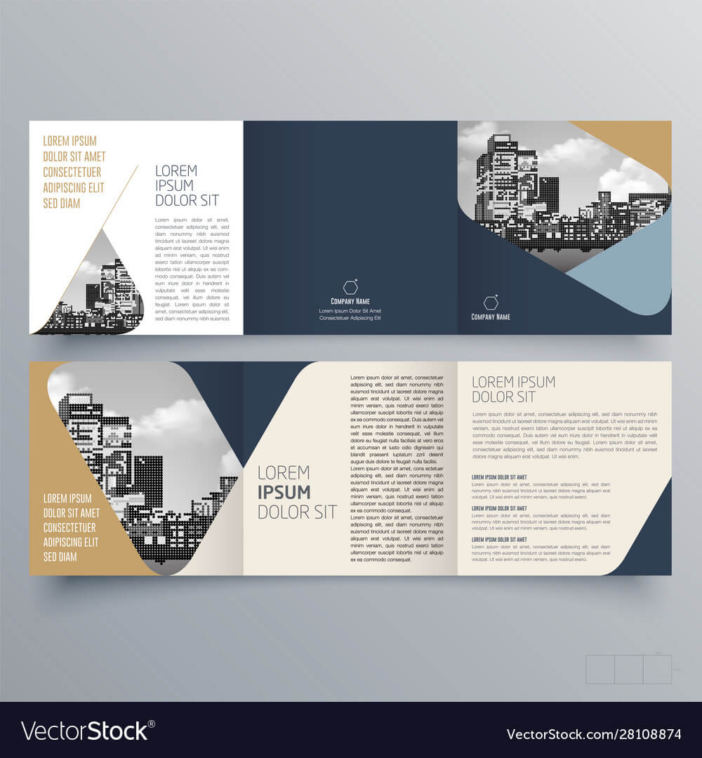 Brochure Design Brochure Template Within Architecture Brochure Templates Free Download