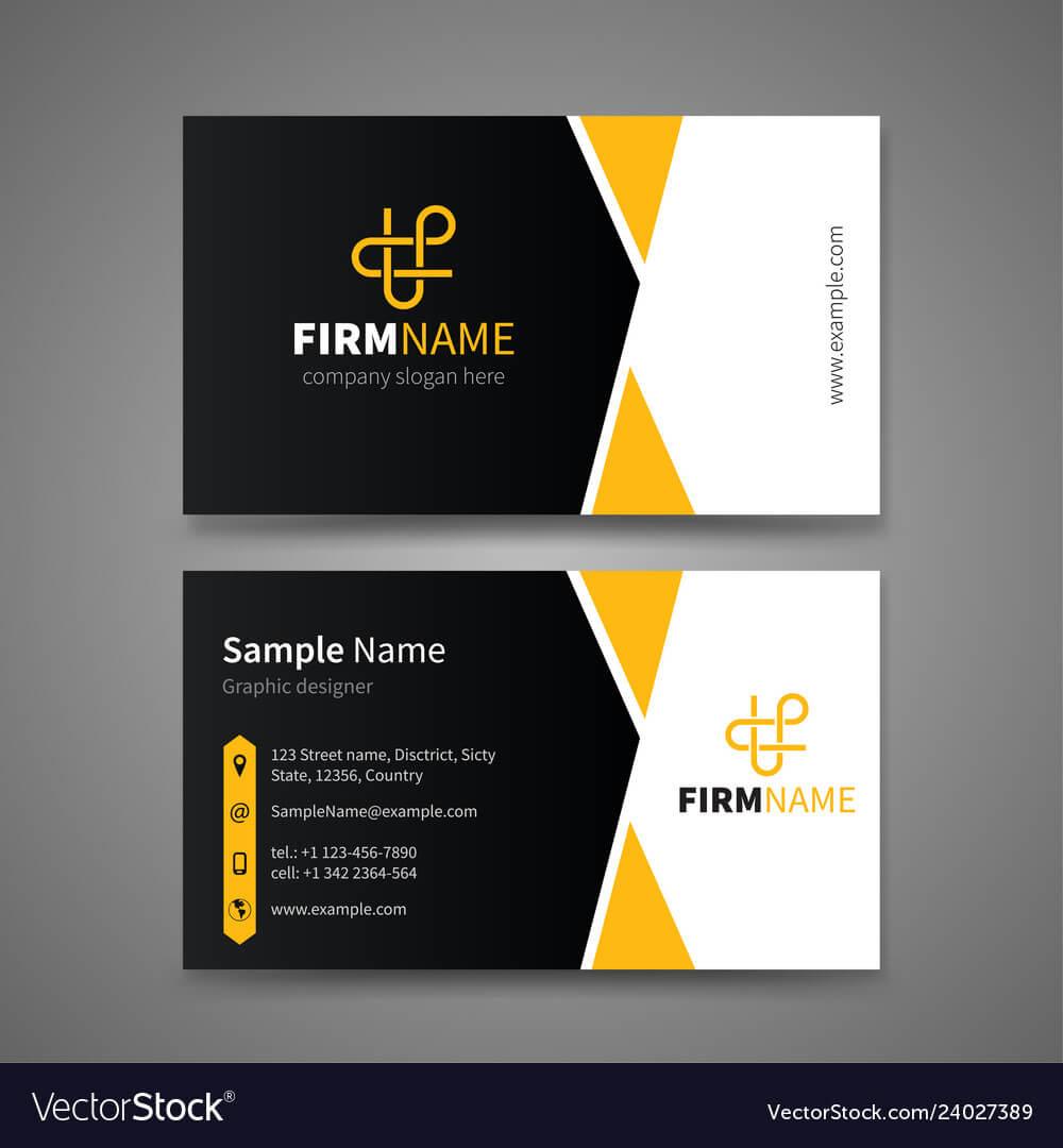 Business Card Templates Regarding Buisness Card Templates