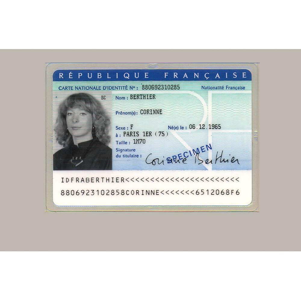 Buy French Original Id Card Online, Fake National Id Card Of Intended For French Id Card Template
