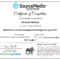 Certificate Examples – Simplecert Within Continuing Education Certificate Template