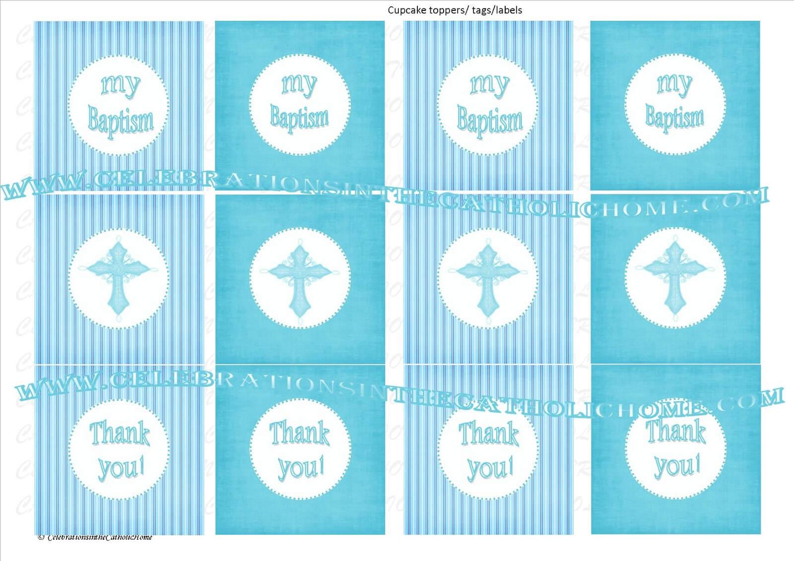 Christening Banner Template Free ] - Baptism Invitations Regarding Christening Banner Template Free