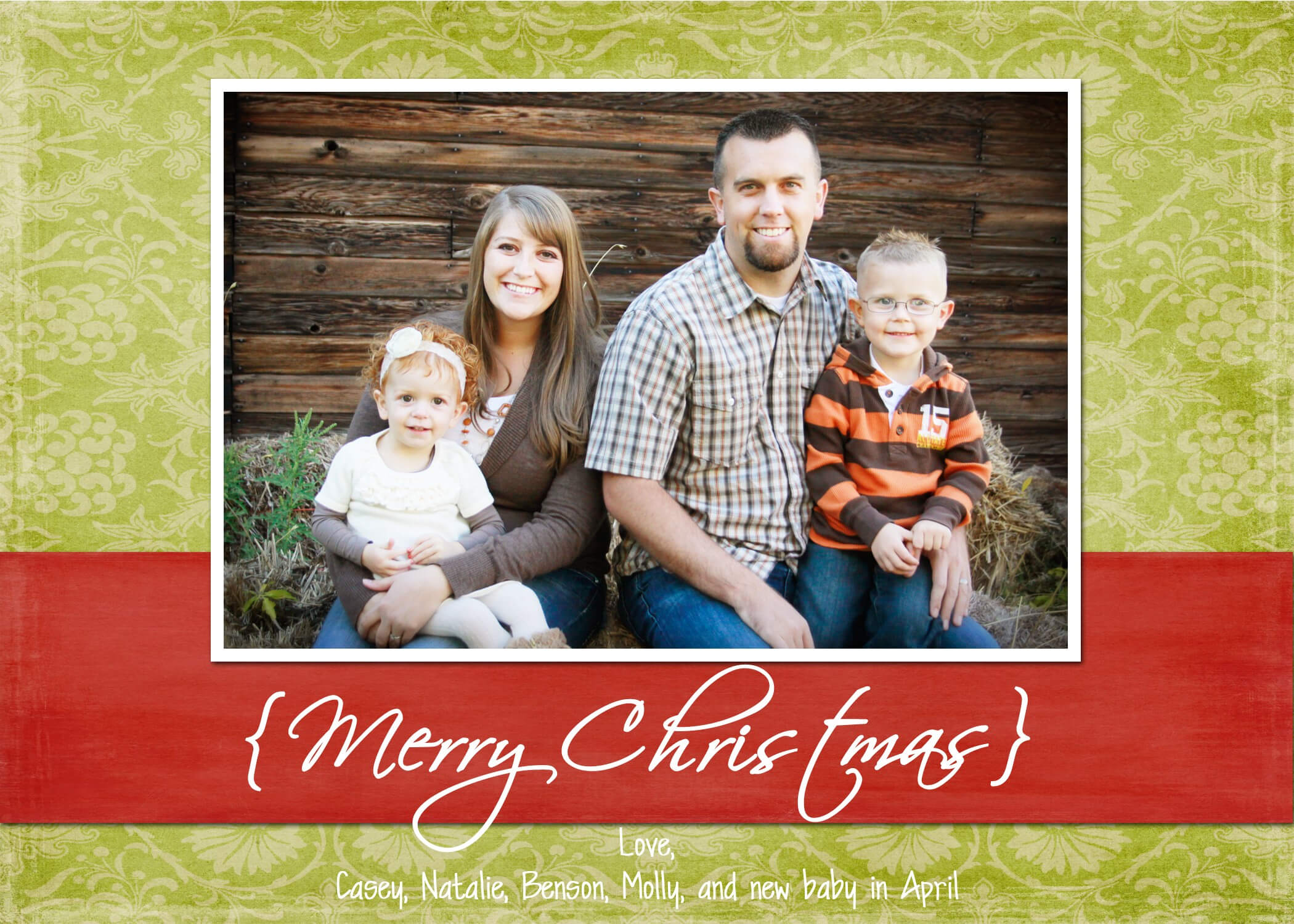 Christmas Card Templates For Photoshop Kamenitzafanclub Throughout Free Christmas Card Templates For Photographers