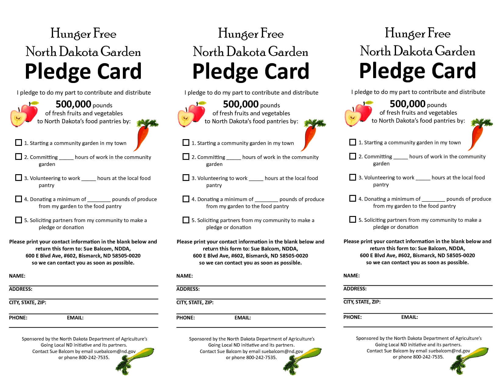 Church Pledge Cards Template – Topa.mastersathletics.co Intended For Fundraising Pledge Card Template