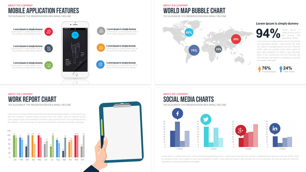 Company Profile Powerpoint Template Free – Slidebazaar Inside Powerpoint Sample Templates Free Download