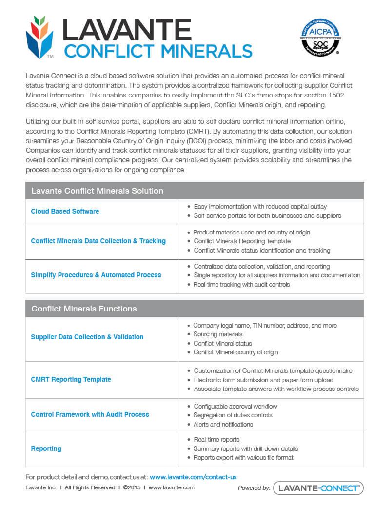 Conflict Mineral Reporting Template 3 02 Cmrt Download Inside Eicc Conflict Minerals Reporting Template