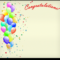 Congratulations Templates – Yatay.horizonconsulting.co In Congratulations Certificate Word Template