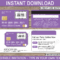 Credit Card Invitation | Mall Scavenger Hunt Invitations For Credit Card Template For Kids