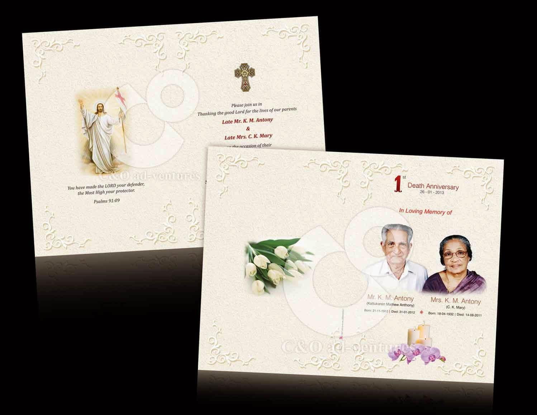 Death Anniversary Cards Templates ] - Card Templates Free Inside Death Anniversary Cards Templates
