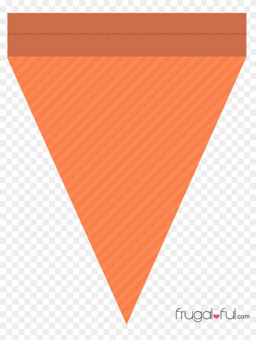 Diy} Free Printable Halloween Triangle Banner Template Pertaining To Triangle Banner Template Free