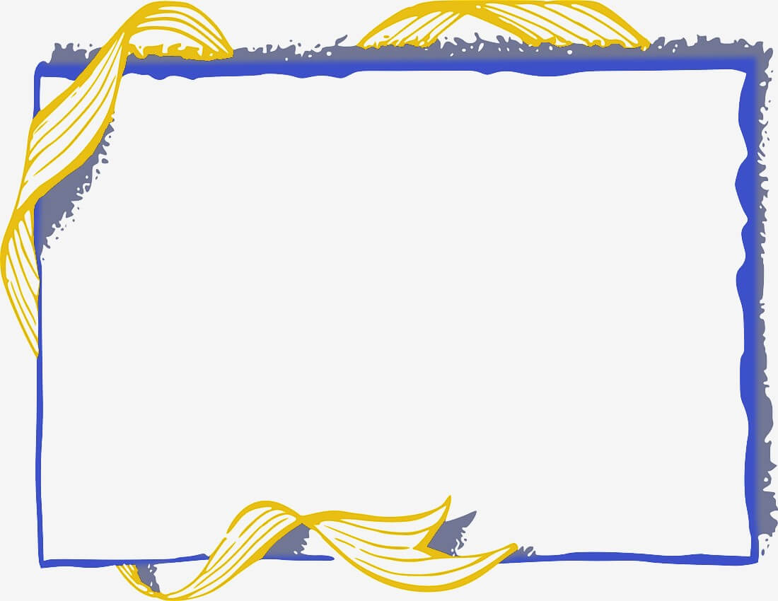 Download Free Png Certificate Border Template Volleyball Intended For Award Certificate Border Template