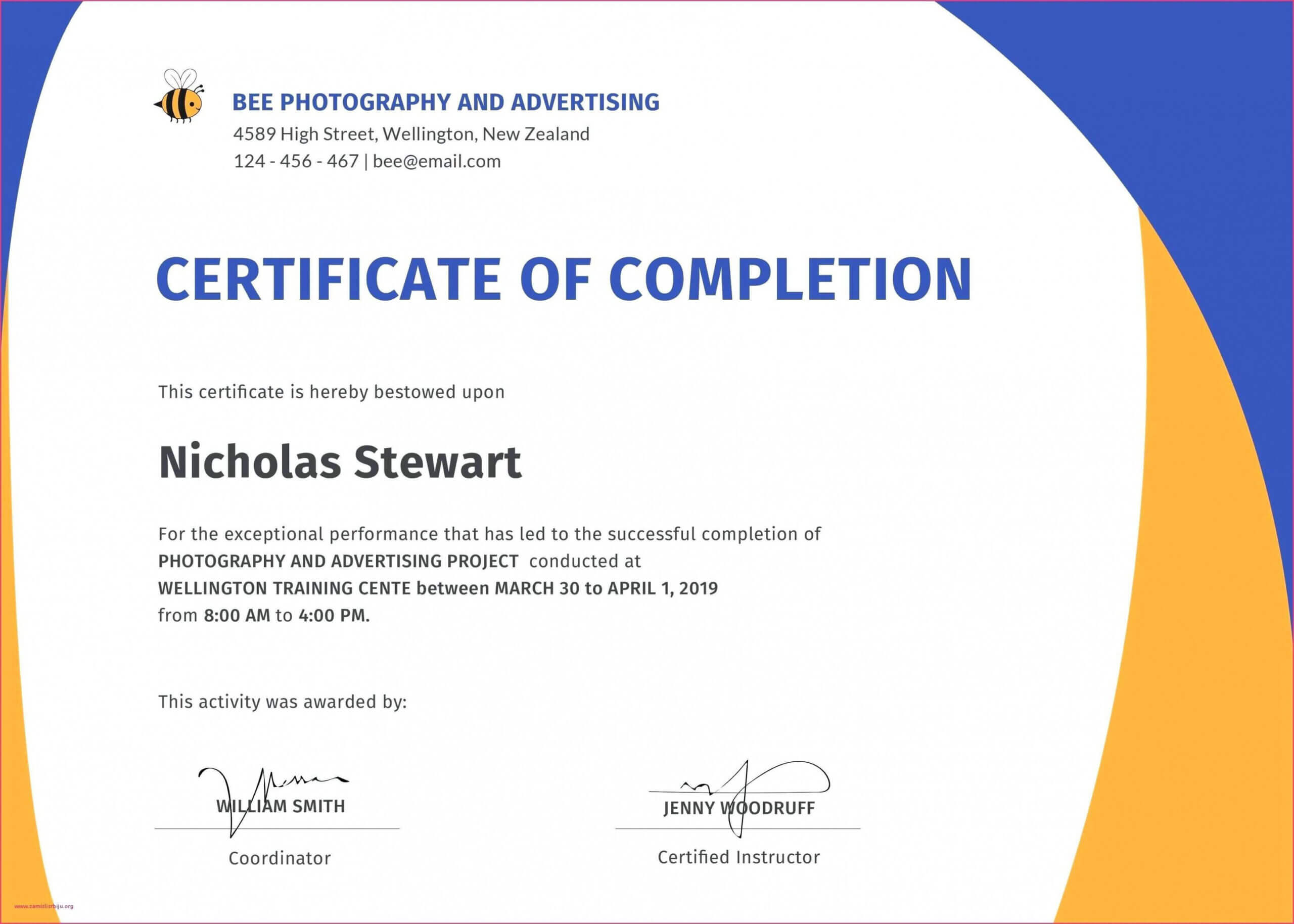 Editable √ Fall Protection Training Certificate Template Within Fall Protection Certification Template