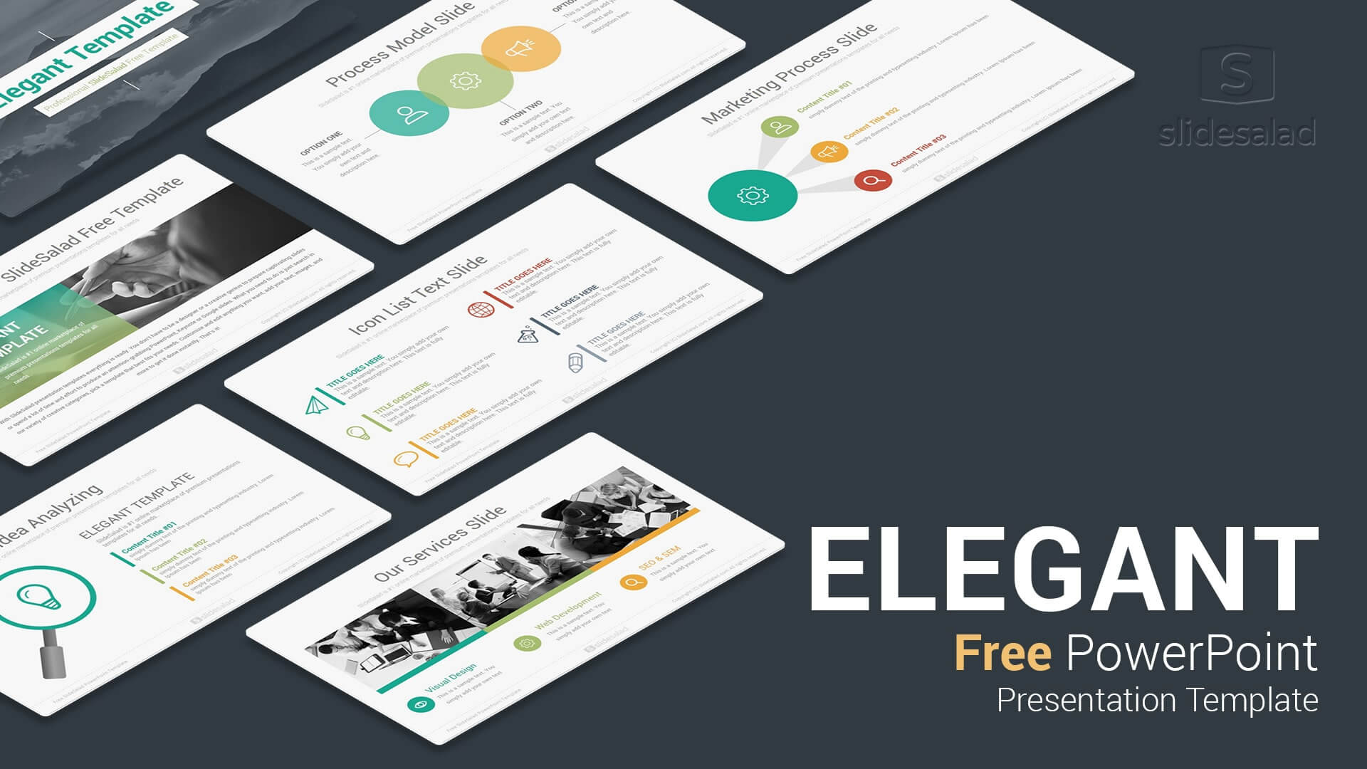 Elegant Free Download Powerpoint Templates For Presentation Inside Free Powerpoint Presentation Templates Downloads