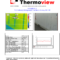 Example Of A Page Of The Report Containing The Thermographic Regarding Thermal Imaging Report Template