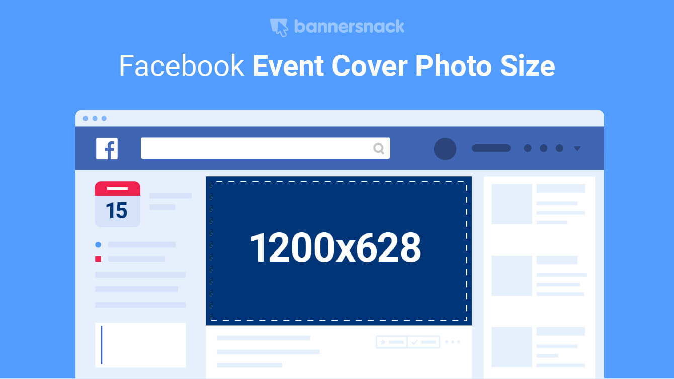 Facebook Event Photo Size (2019) + Free Templates & Guides Within Facebook Banner Size Template