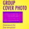 Facebook Group Cover Photo Size 2019: Free Template Pertaining To Facebook Banner Size Template