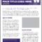 Fact Sheet   Uw Brand Throughout Fact Card Template