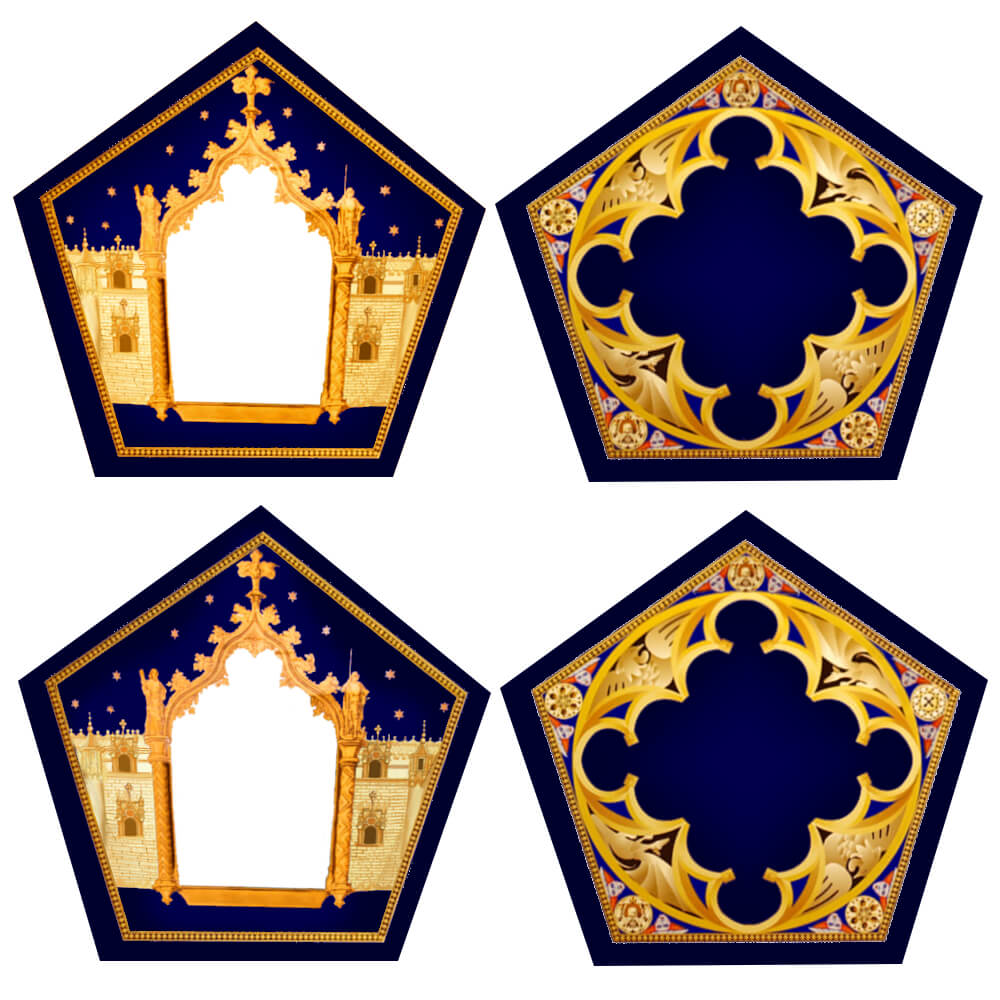 Filch's Office: Chocolate Frog Pertaining To Chocolate Frog Card Template