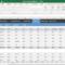 Fleet Management Spreadsheet Excel inside Fleet Report Template