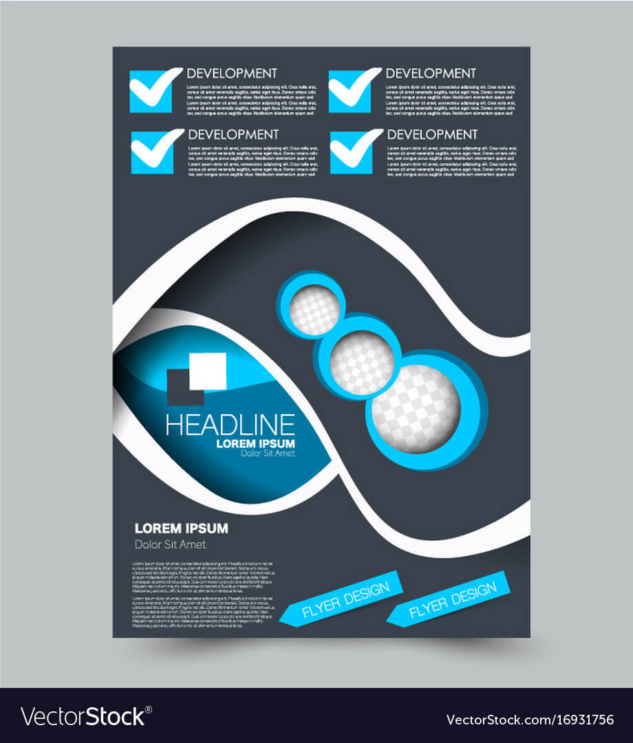 Flyer Design Background Brochure Template Inside Architecture Brochure Templates Free Download