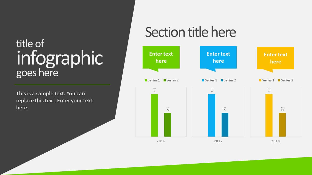 Free Animated Business Infographics Powerpoint Template In Powerpoint Presentation Animation Templates
