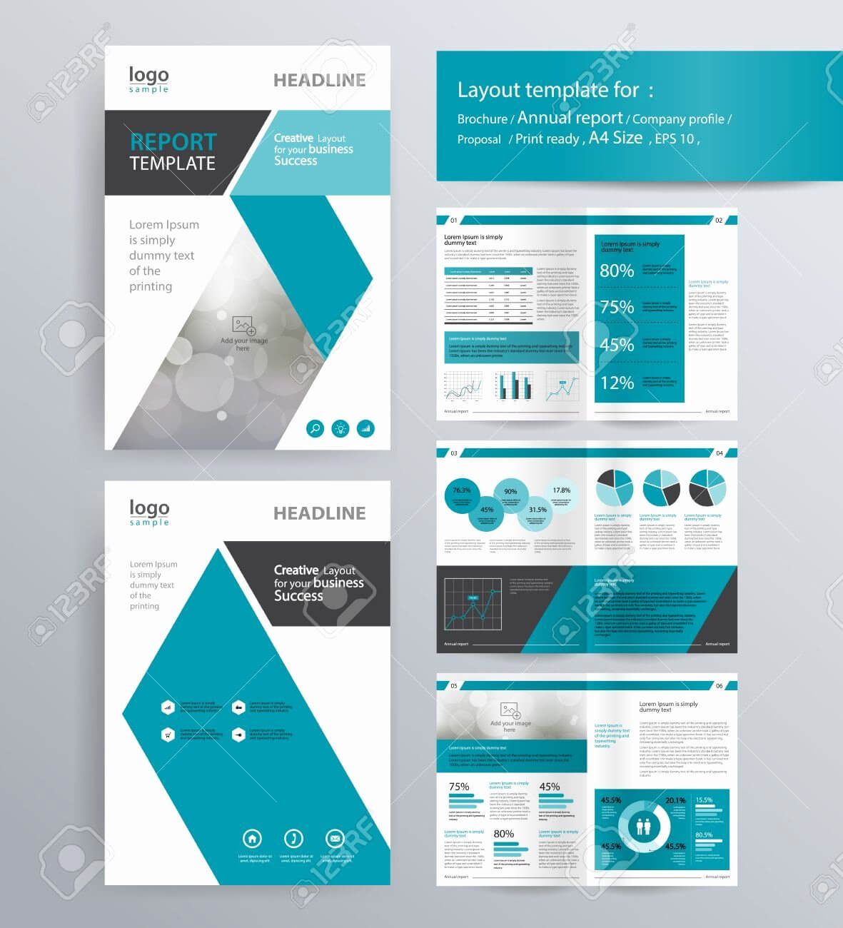 Free Annual Report Templates - Yatay.horizonconsulting.co Inside Annual Report Template Word Free Download