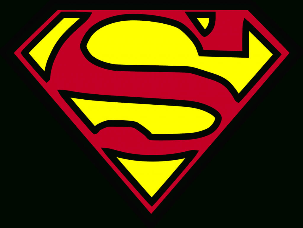 Free Blank Superman Logo, Download Free Clip Art, Free Clip Intended For Blank Superman Logo Template