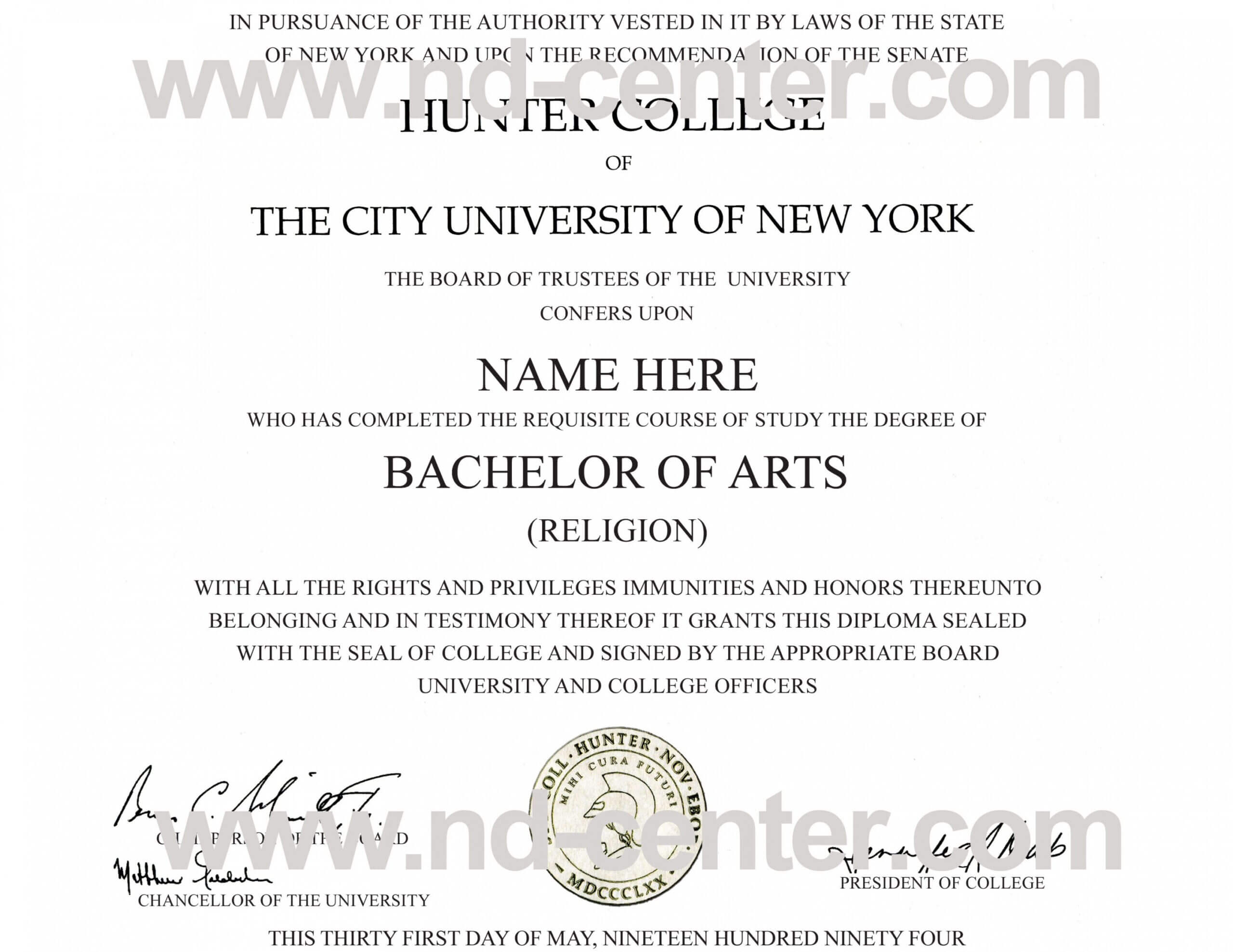 Free Free Printable College Degrees Ajancicerosco College Within University Graduation Certificate Template
