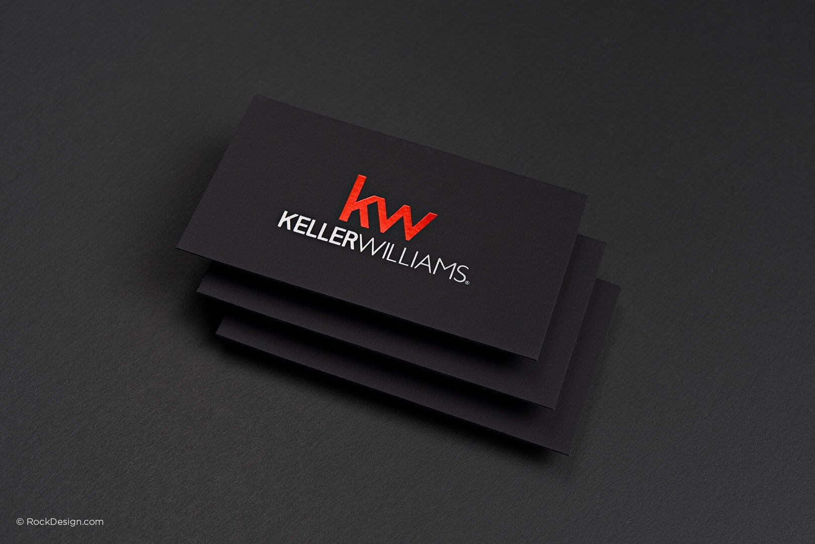 Free Keller Williams Business Card Template With Print Regarding Keller Williams Business Card Templates