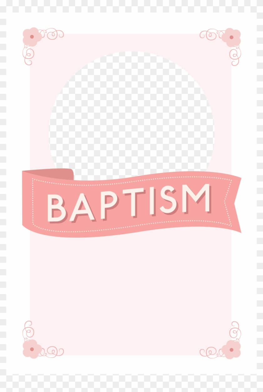 Free Printable Baptism Invitation Template - Zohre With Regard To Blank Christening Invitation Templates